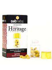 Heritage Sunshine Day Dream 1g DabTabs at Curaleaf Gaithersburg