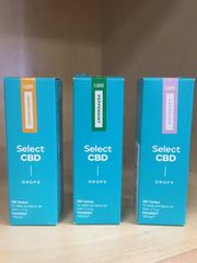 Hemp CBD- Select Drops Lavendar at Curaleaf Maine