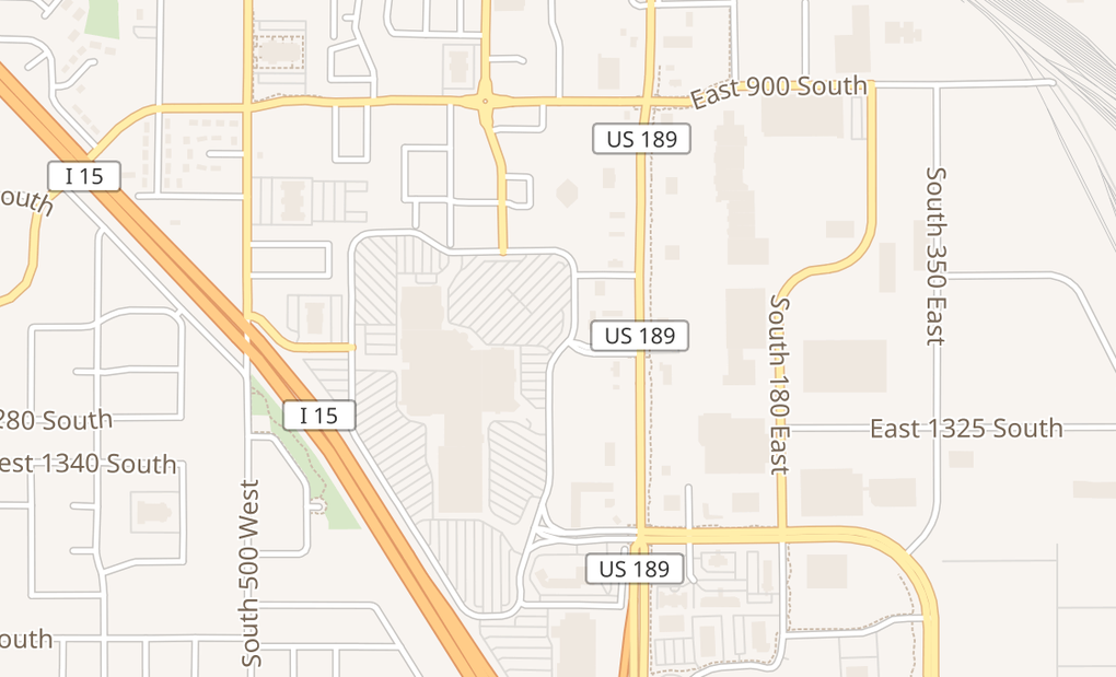map of 1200 Towne Centre Blvd #2028Provo, UT 84601