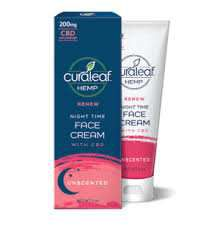 Hemp-CL Face Cream Night - None