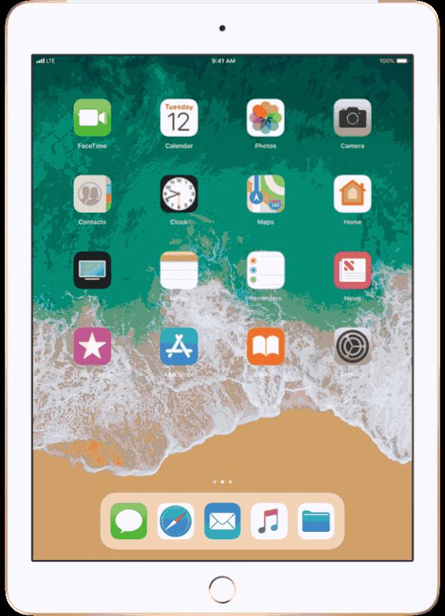 buy online e8da9 daf65 Apple iPad - 6th generation