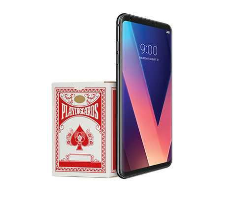 LG V30 plus - LG - LGLS9982BLK | In Stock - North Providence, RI