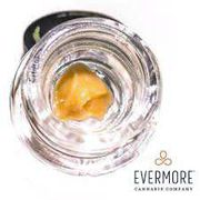 Evermore Wristband OG .5g Live Resin Cake Badder at Curaleaf Airpark