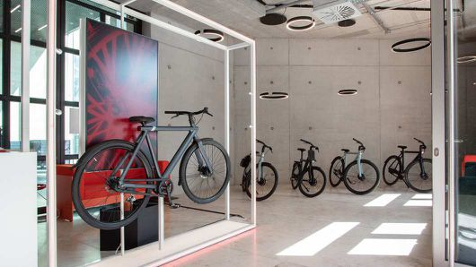 VanMoof Pop-up Store Brussels - Brussels, BE