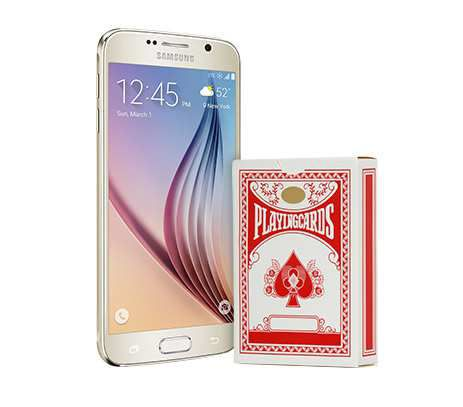 Samsung Galaxy S6 Pre-owned - Samsung - RCCG92032GLD | In Stock - Las Vegas, NV