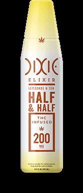Dixie Elixir Half and Half 200mg - Dixie