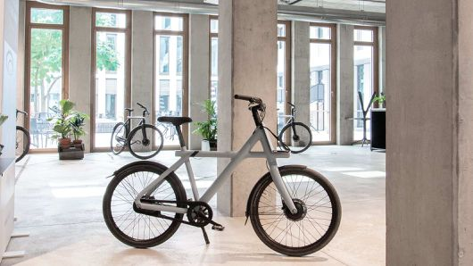 VanMoof Pop-up Store Leipzig - Leipzig, DE