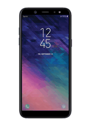 Samsung Galaxy A6 at Sprint 1600 N Riverside Ave Spc T41