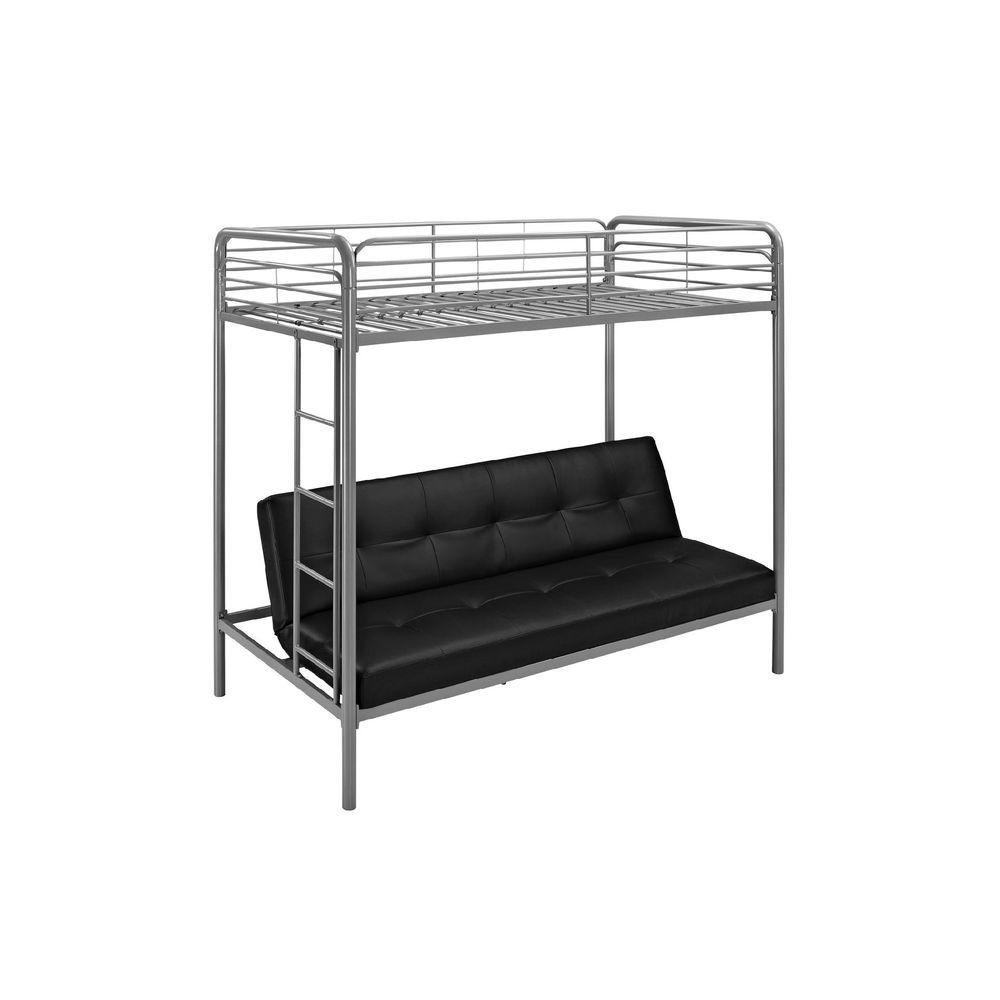 futon bed beds mattress if bunk mall p metal