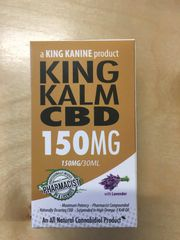 Hemp CBD- King Kalm 150mg at Curaleaf Maine