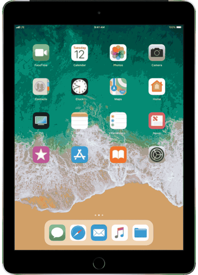 Apple iPad - 6th generation - Apple | In Stock - Akron, OH