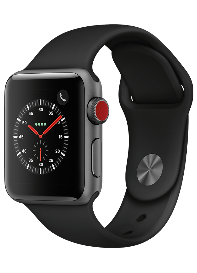 Apple Watch with Sport Band – 38 - Apple