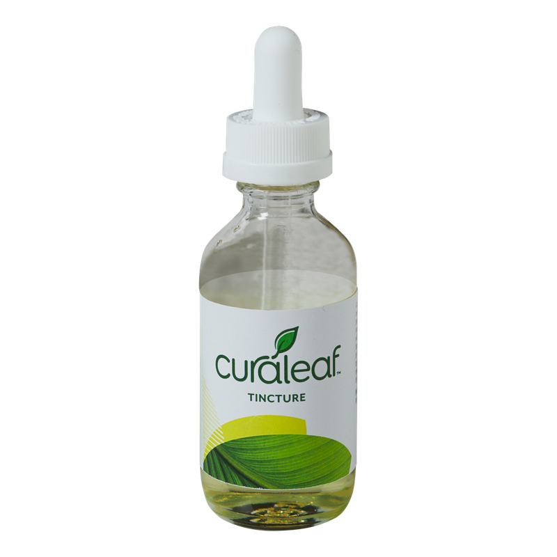 Peppermint-Flavored Tincture 1:20 - 30mL - Curaleaf