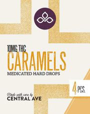 Caramel 40mg THC at Curaleaf MA Oxford | Medical Use