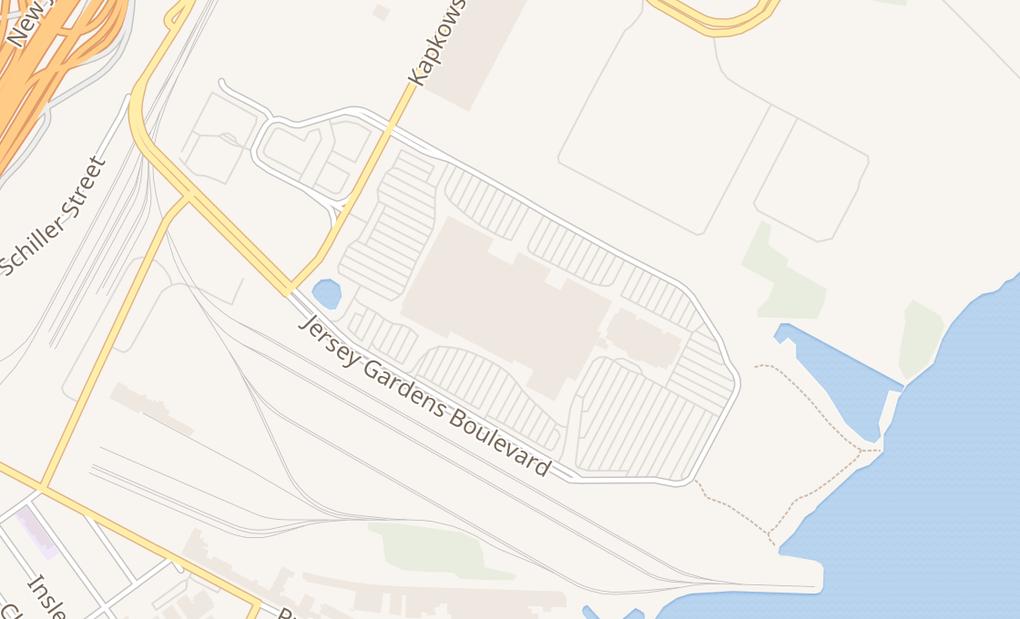 map of 651 Kapkowski RdElizabeth, NJ 07201