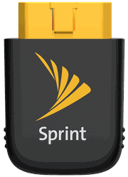 Sprint Drive at Sprint South Campus Gateway