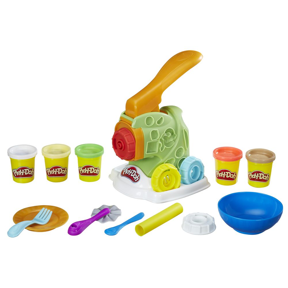 play doh kitchen creations noodle makin mania play doh b9013as00 - Kitchen Creations