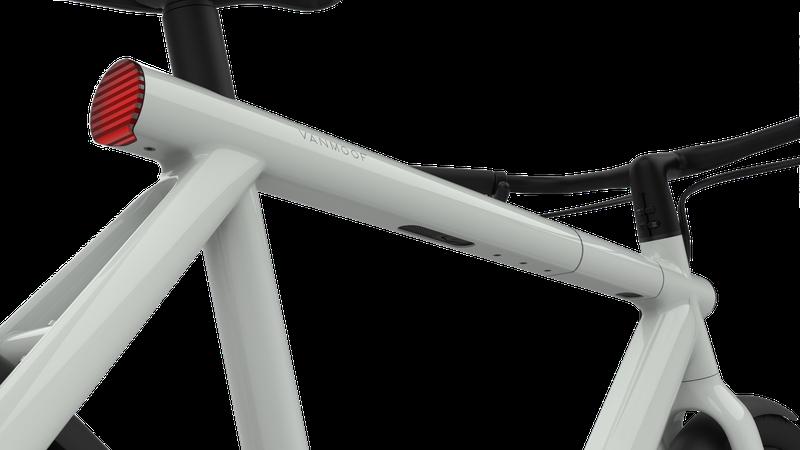 Electrified S2 E-bike - VanMoof