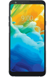 LG Stylo 4at Sprint Flatiron Building