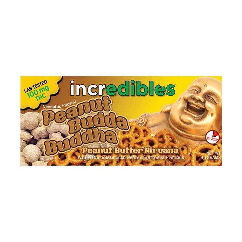 Incredibles Peanut Budda Buddha Bar | 100mg - GTI