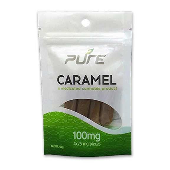 Caramel | 100mg - PURE