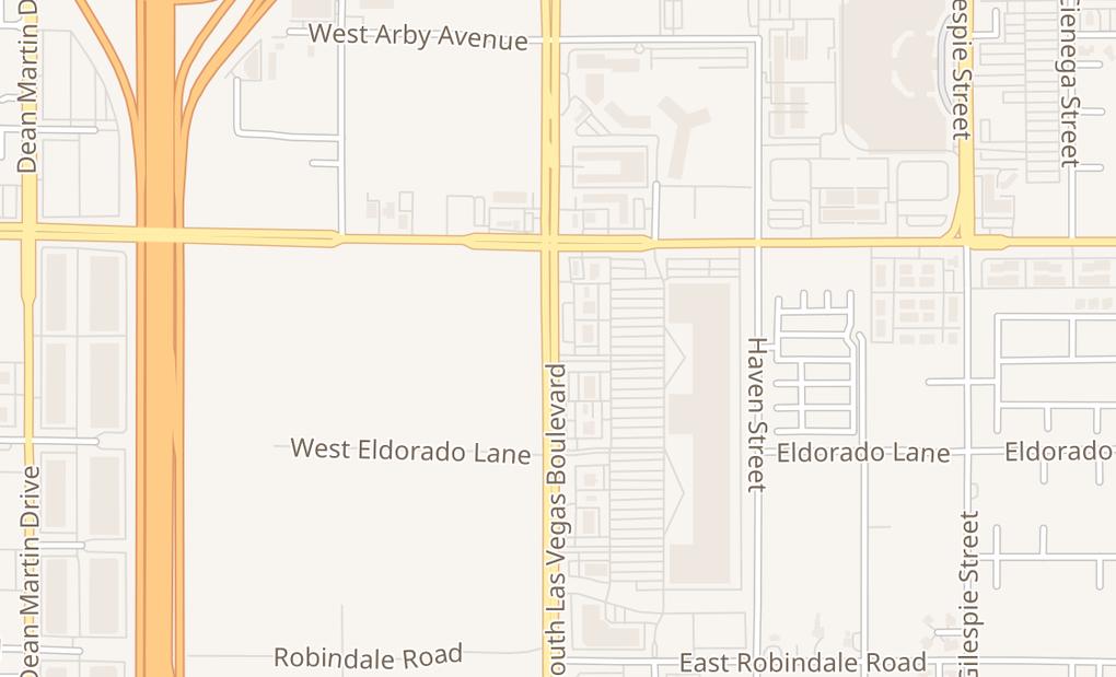 map of 7390 Las Vegas Blvd S Ste 120Las Vegas, NV 89123