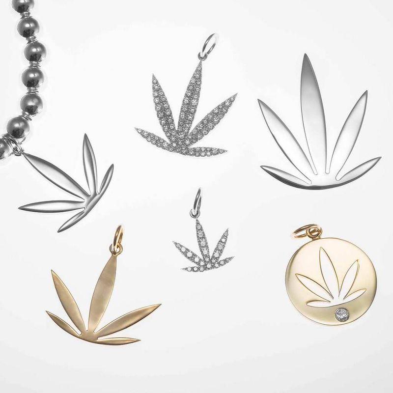 $16 Leaf Jewelry - Genifer M Jewelry