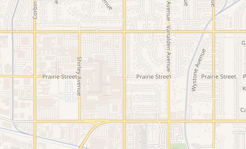 map of 9301 Tampa Ave Unit 5551Northridge, CA 91324