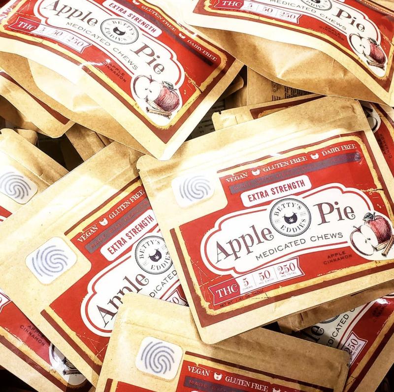Kind Betty's Extra Strength Apple Pie - Betty's Eddies