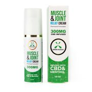 Hemp CBD- Pain Cream 300mg at Curaleaf Maine