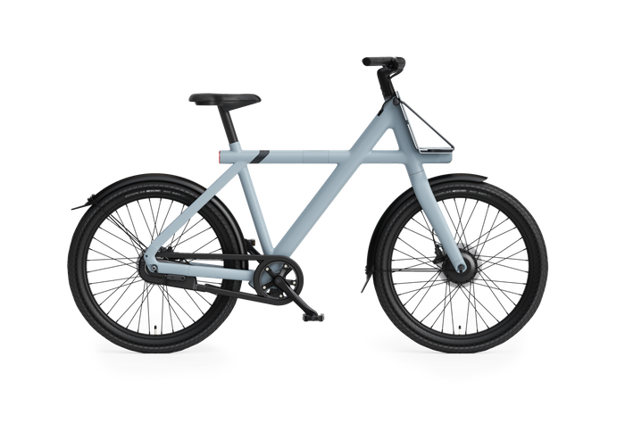X3 Electric Bike | 12367 at VanMoof Pop-up Store Munich