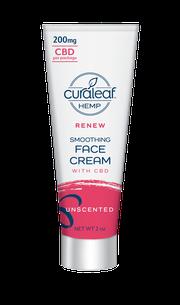 Hemp CBD Soothing Cream - Unscented at Curaleaf Plattsburgh