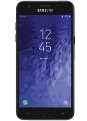 Samsung Galaxy J3 Achieve at Sprint Mansfield Crossing