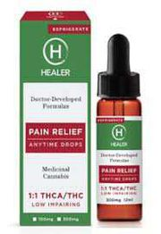 Healer-Pain Relief 100mg at Curaleaf Gaithersburg