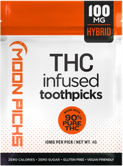 Toothpicks | Non-Medicated | (10ct) at Curaleaf AZ Bell