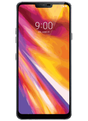 LG G7 ThinQ at Sprint Jordan Landing