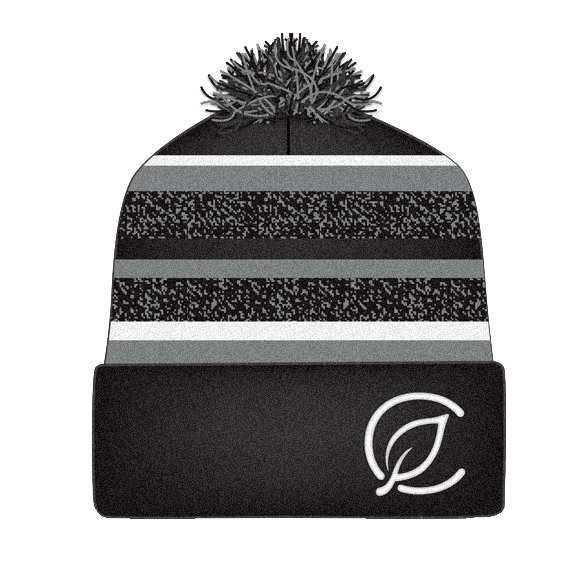 Beanie | Cuffed with C-logo - Curaleaf