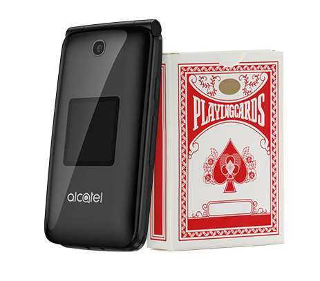 Alcatel GO FLIP - Alcatel - AL4044TKIT | Low Stock, Contact Us - Cape Coral, FL