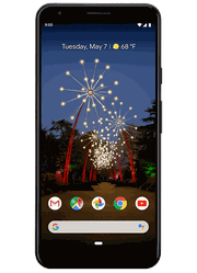 Google Pixel 3a XL at Sprint Central Park