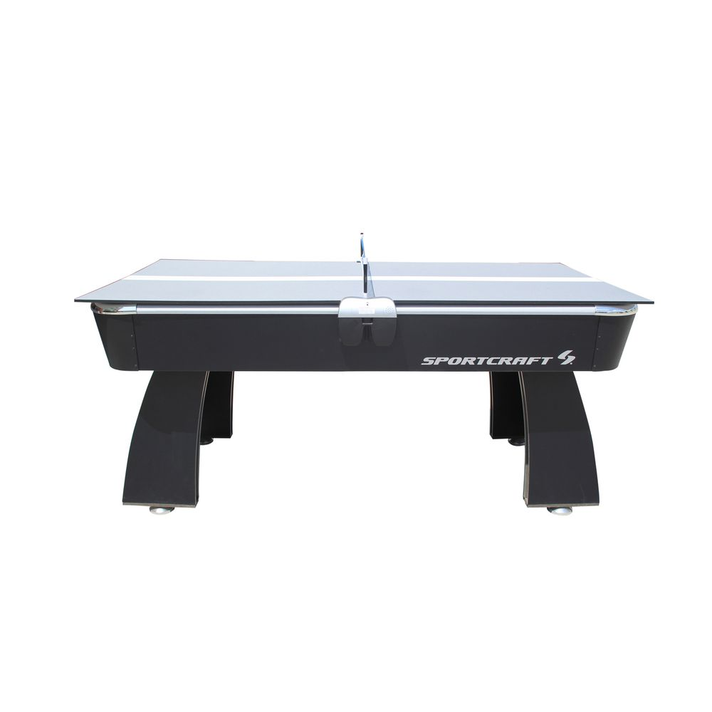 Sportcraft Air Hockey Table With Table Tennis Top New Castle DE - Air hockey table with ping pong top
