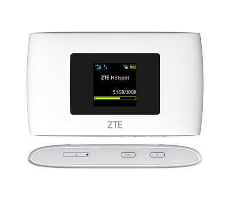 ZTE Warp Connect - ZTE | Out of Stock - Houston, TX
