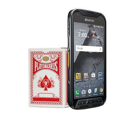 Kyocera DuraForce PRO - Kyocera - KY6833E32BLK | Low Stock, Contact Us - Novi, MI