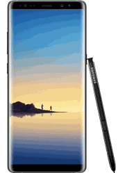 Samsung Galaxy Note8at Sprint Krispy Korner