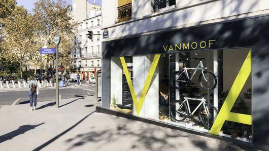 VanMoof Paris - Paris, FR