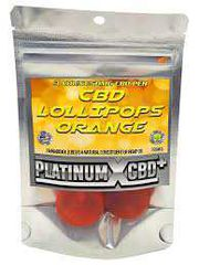 Hemp CBD- Lollipops Assorted Flavors at Curaleaf Maine