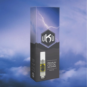 UKU Ghost OG .5g cart at Curaleaf Reisterstown