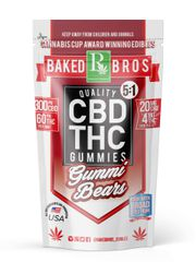 Gummy Bears 5:1 300mg/60mg CBD/THC at Curaleaf AZ Bell
