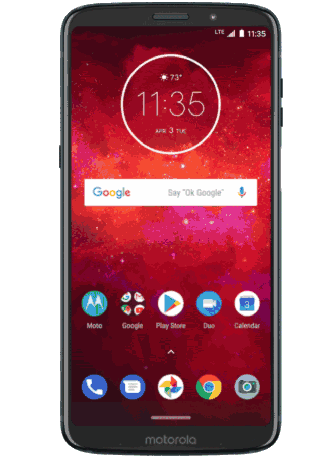 Moto Z3 play - Motorola | Low Stock, Contact Us - Lawton, OK