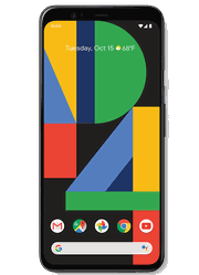 Google Pixel 4 XLat Sprint Cobblestone Village Shopping Center
