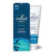 Hemp-CL Foot Cream at Curaleaf Maine